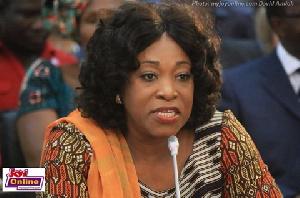 Shirley Ayorkor Botchway Vetting