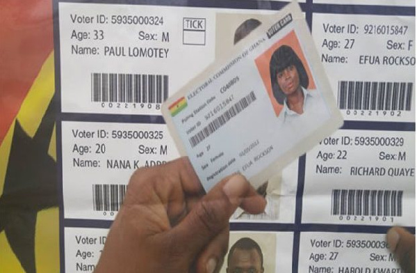 GPCC congratulates Ghanaians for a successful voter registration exercise
