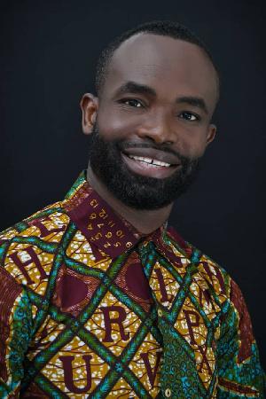 Kenneth Nana Kwame Asamoah