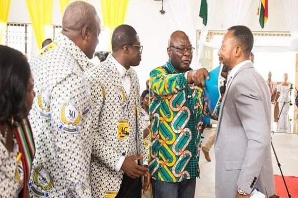 It took God's grace to shake hands with Mahama – Rev. Owusu Bempah