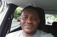 Former Kotoko player Emmanuel Osei Kuffour