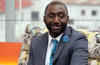 Isaac Wilberforce Mensah, immediate past executive, Ghana School of Law SRC