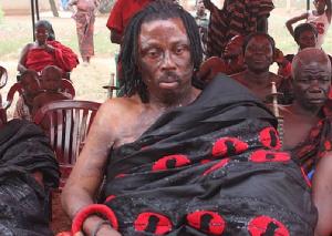 Renowned Traditional Priest, Nana Kwaku Bonsam