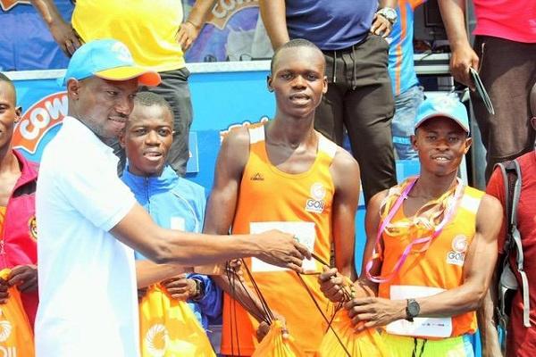 Sekondi-Takoradi Marathon takes off with unprecedented records