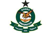 Logo of Ghana Immigration Service