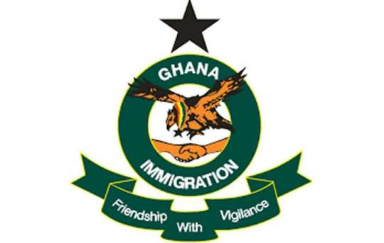 GIS to repatriate 54 Nigerians for unlawful entry