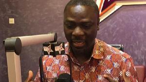 Executive Director of the Head of State Awards, Peter Akai Anum
