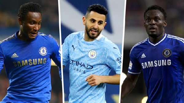 Chelsea vs Man City: Ranking the greatest Africans to play for either club