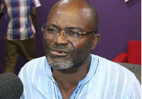 Kennedy Ohene Agyapong, Member of Parliament for Assin Central