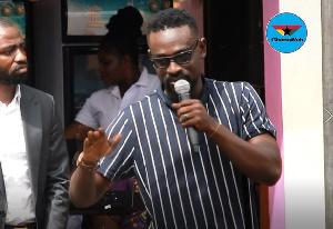 Ghanaian blogger, Kobby Kyei
