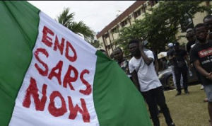 Nigerians have been protesting against police brutality in the country
