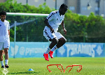 John Antwi set to return from injury for Pyramids FC