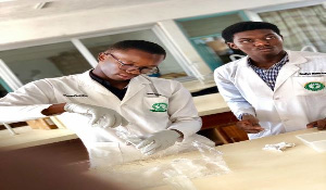 UDS Pharmacy students