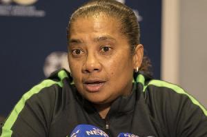 South Africa head coach, Desiree Ellis