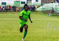 Dreams FC defender and captain, Abdul Bashiru