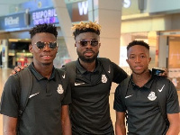 The Ghanaian trio had a good stint in the Tier 1 Special Competition