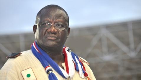 Paul Afoko - embattled NPP Chairman