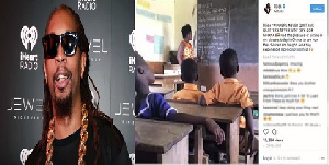 Lil Jon donated $70,000 to help get the two schools off the ground