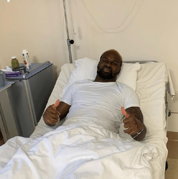 Ghanaian midfielder Aziz Tetteh undergoes successful knee surgery