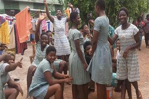 Ghana Shs Students666