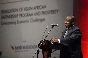 President of South Africa, Cyril Ramaphosa