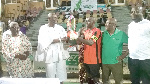 Trustees win Homowo Cup
