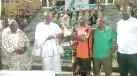 Trustees win Homowo Cup