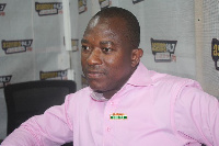 Former NDC MP for Ablekuma Central, Theophilus Tetteh Chaie