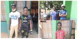 The five Burkinab