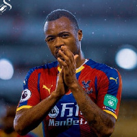 Jordan Ayew scored in his 20th game for Crystal Palace