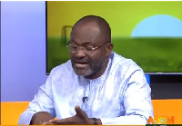 Kennedy Agyapong,MP for Assin Central