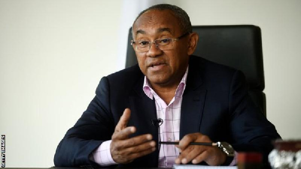 CAF clears two persons to contest Presidency; Ahmad, Motsepe not included