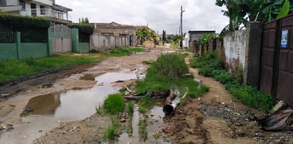 Be patient! Your roads will get attention – Adentan MCE tells angry residents
