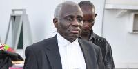 Tsatsu Tsikata, Lead Lawyer for NDC Legal team