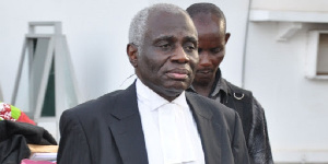 Tsatsu Tsikata is counsel for John Dramani Mahama