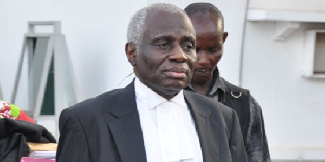Tsatsu Tsikata is counsel for John Dramani Mahama