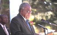 Lucas Hifikepunye Pohamba, Former President of Namibia