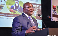 Dr. Bawumia said the systems will aid in tracing borrowers and cut risk