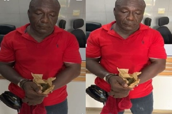 Kennedy Agyapong's bodyguards arrested me, not National Security - Apostle Kwabena Agyei alleges