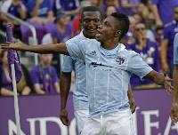 Latif is flying high in the MLS
