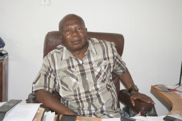 Don't run away from contest if you've performed – Dr Amoako Tuffuor to NPP MPs