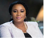 Former EC boss Charlotte Osei flaunts her beauty in new photo