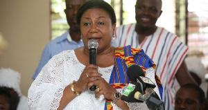 First Lady Mrs Rebecca Akufo-Addo