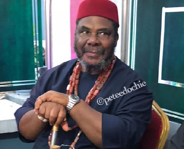 It's not okay for a man to go down on his knees to propose to a lady – Pete Edochie