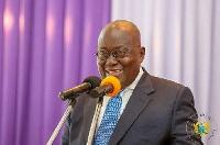 President Nana Addo Darkwa Akufo- Addo