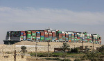 The blocking of the Suez Canal created a backlog of over 420 ships