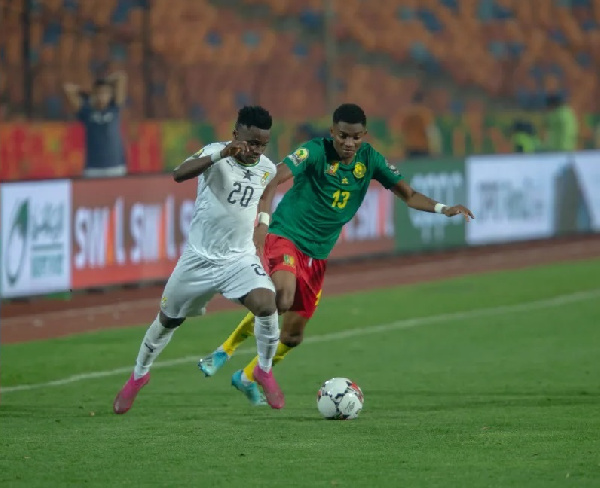 U23 AFCON: Ghana 1-1 Cameroon - Five things we learned