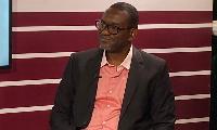 Private legal practitioner Frederick Asamoah