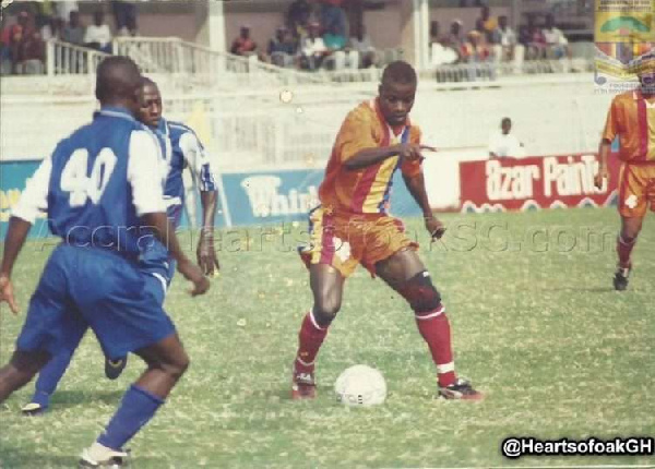 The story of Ishmael Addo – Ghana's secret weapon the world never got to know