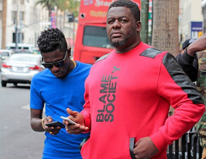 Bulldog used to be the manager for Shatta Wale